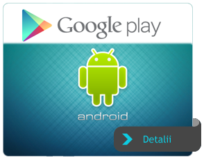 Aplicatii Android pe Google Play