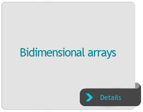 Bidimensional arrays