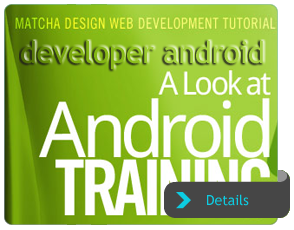 developer android training