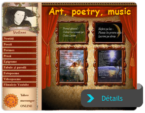 Art, poetry, music
